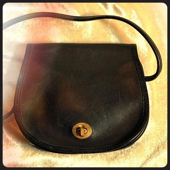 LAURA USA Crossbody leather